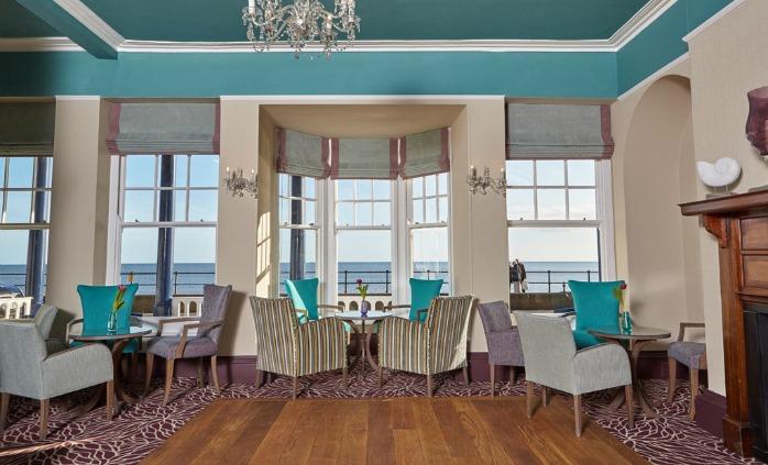 Royal York And Faulkner Hotel Sidmouth