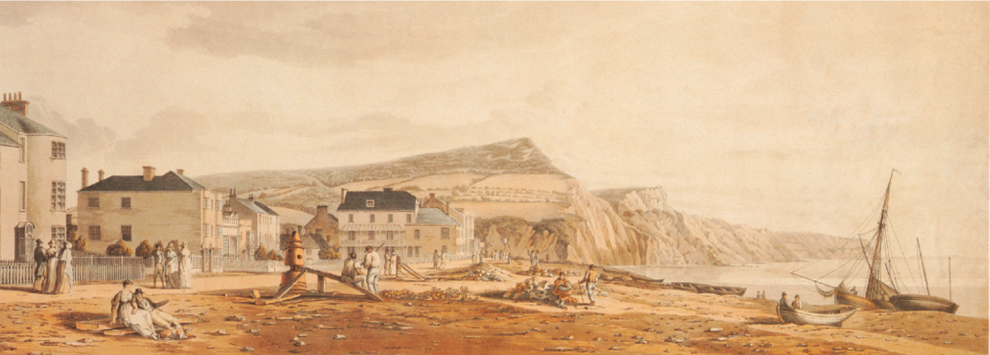Royal York And Faulkner Hotel Sidmouth