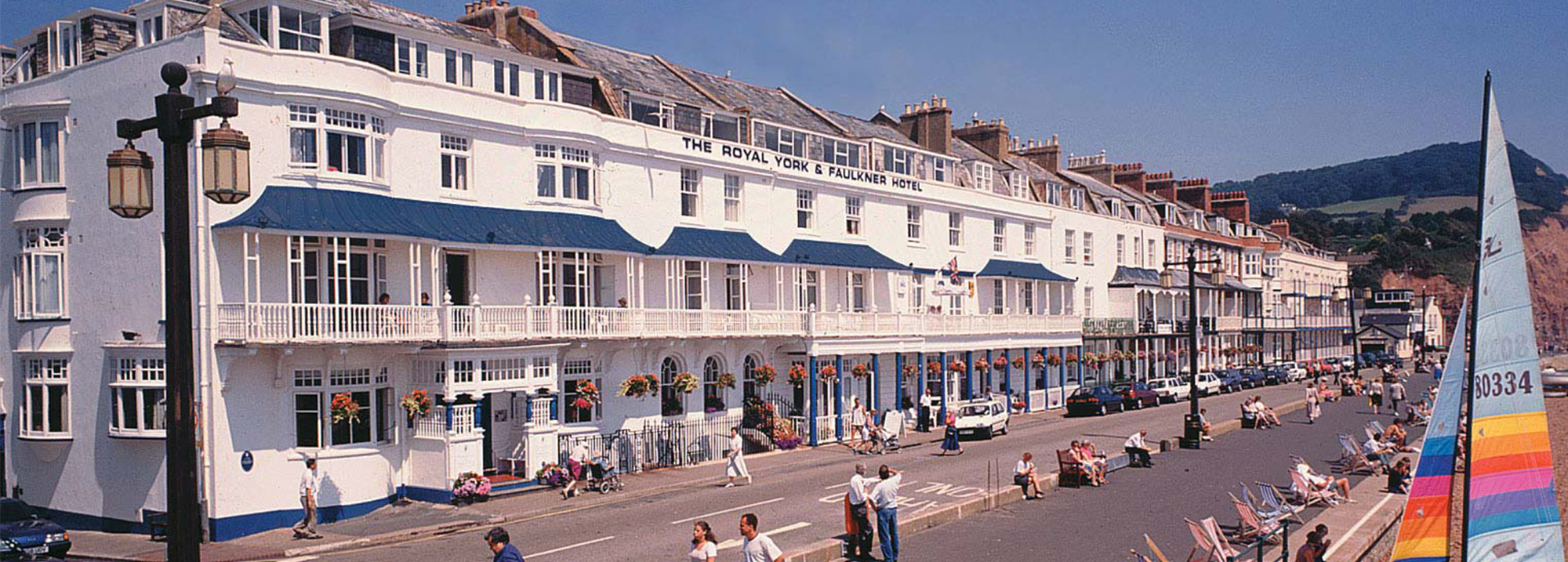 The Royal York & Faulkner Hotel, Sidmouth