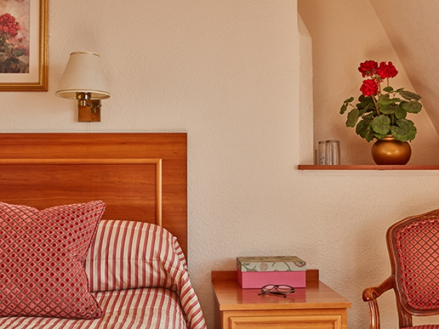 Comfortable individually designed bedrooms, Sidmouth