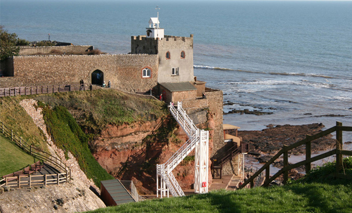 The Clocktower, Jacobs Ladder, Sidmouth